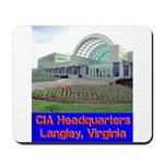 CIA Headquarters Mousepad