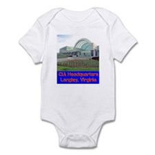 CIA Headquarters Infant Bodysuit