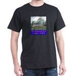 CIA Headquarters Dark T-Shirt