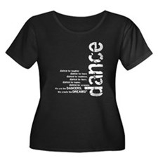We are the Dancers - White T