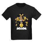 Gulden Family Crest Kids Dark T-Shirt