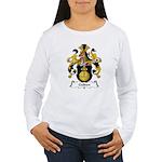 Gulden Family Crest Women's Long Sleeve T-Shirt