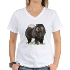 black chow portrait Shirt