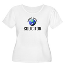 World's Coolest SOLICITOR T-Shirt