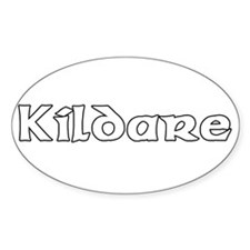 Kildare Oval Decal