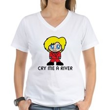 Hillary Clinton Crying Shirt
