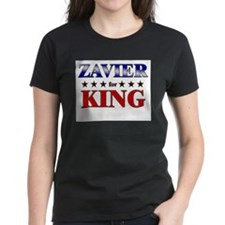 ZAVIER for king Tee
