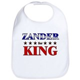 ZANDER for king Bib