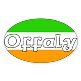 Offaly Oval Decal