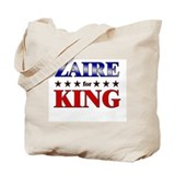 ZAIRE for king Tote Bag