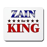 ZAIN for king Mousepad