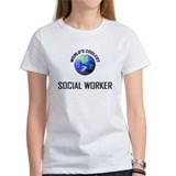World's Coolest SOCIAL WORKER Tee