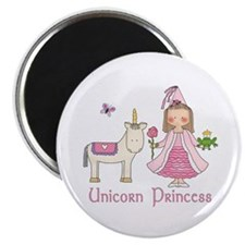 Unicorn Princess Magnet