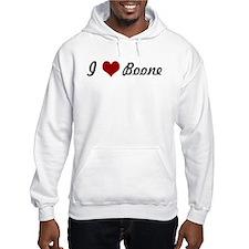I love Boone Jumper Hoody