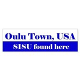 Oulu Town, USA, SISU found here