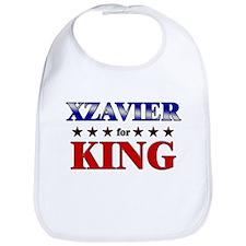 XZAVIER for king Bib