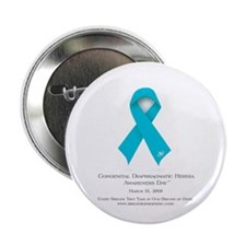 "Breath of Hope's Awareness Day 2.25"" Button"
