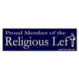 Bumper Sticker - Religous Left