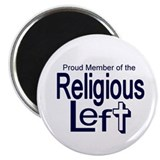 Magnet -- Pround Member of the Religious Left