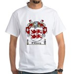 O'Clancy Family Crest White T-Shirt