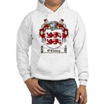 O'Clancy Family Crest Hooded Sweatshirt