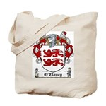 O'Clancy Family Crest Tote Bag