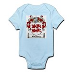 O'Clancy Family Crest Infant Creeper