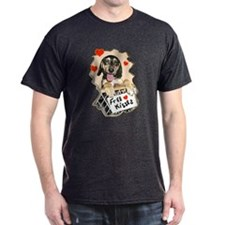 coonhound puppy kisses T-Shirt
