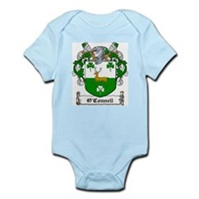 O'Connell Family Crest Infant Creeper