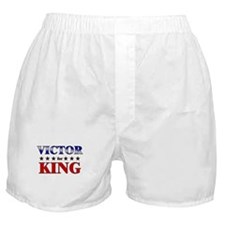 VICTOR for king Boxer Shorts