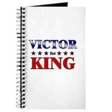VICTOR for king Journal