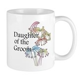 Fireworks Daughter of the Groom Mug