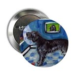 WIREHAIRED POINTING GRIFFON a Button