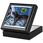 WIREHAIRED POINTING GRIFFON a Keepsake Box