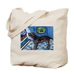 WIREHAIRED POINTING GRIFFON a Tote Bag
