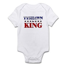 TYSHAWN for king Onesie