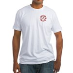 Arizona Masons Fire Fighters Fitted T-Shirt