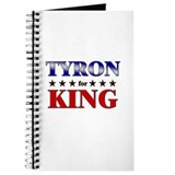 TYRON for king Journal