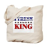 TYRESE for king Tote Bag
