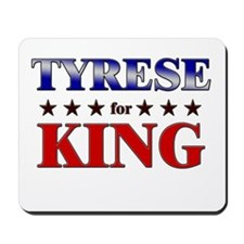 TYRESE for king Mousepad