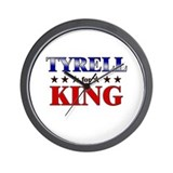 TYRELL for king Wall Clock