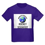 World's Coolest ROCKET SCIENTIST T
