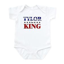 TYLOR for king Infant Bodysuit