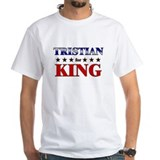 TRISTIAN for king Shirt