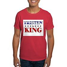 TRISTEN for king T-Shirt