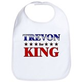 TREVON for king Bib