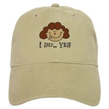 I'm Engaged Baseball Cap