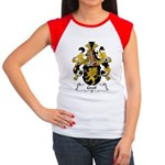 Greif Family Crest Women's Cap Sleeve T-Shirt