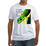 I'm A Gecko! Fitted T-Shirt