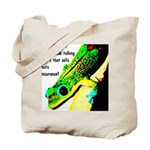 I'm A Gecko! Tote Bag